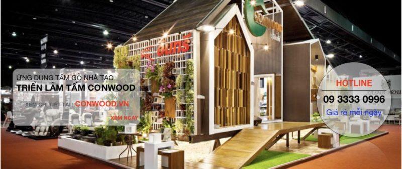 gỗ nhân tạo Conwood