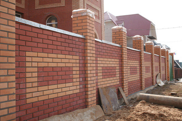 Mẫu tường rào làm bằng gỗ Conwood, Smartwood